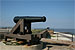 Fort Gaines cannon