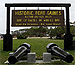 Fort Gaines Entry Sign