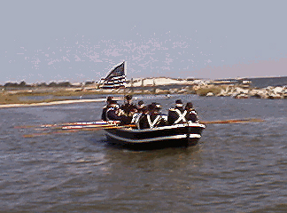 the Wabash, 1999 at Fort Gaines