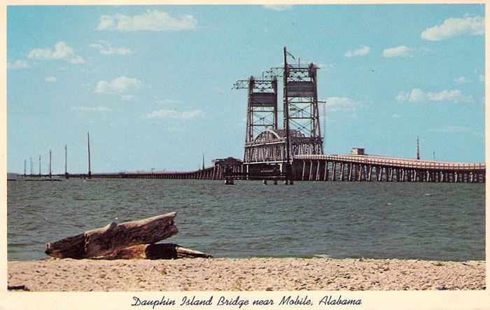 Draw Bridge to Dauphin Islandborder=